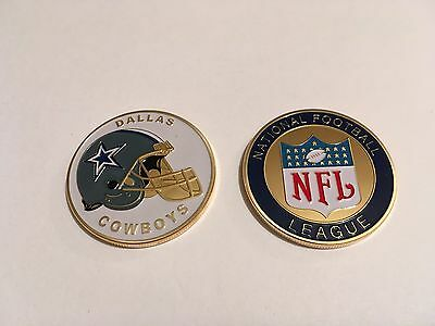 Nfl Dallas Cowboys Sport American Football Collectible Challenge Coin New