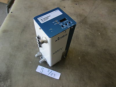 Used MKS MFVA23C026AAA Mass Flow Verifier, MAKE OFFER!!!!