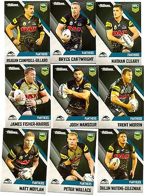 2017 NRL ESP Traders common team set - Penrith panthers
