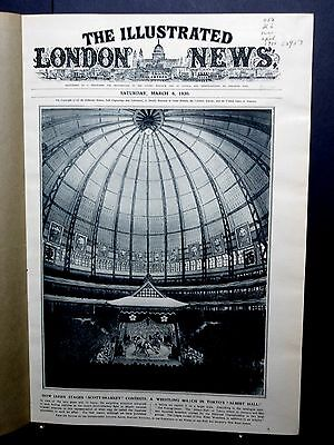 1930 ILLUSTRATED LONDON NEWS-Sumo Wrestling,Wizard Gallspach,Mansfield Football