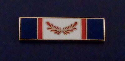 COMMUNITY SERVICE COMMENDATION Gold award bar uniform pin police/sheriff/fire