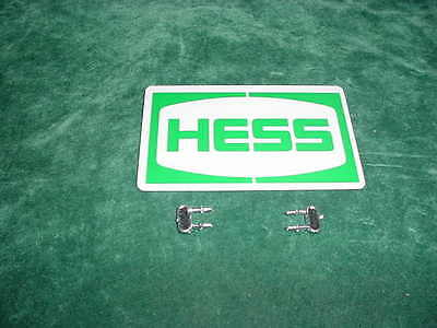 Replacement Parts Hess Truck 1967-1976 Hess Chrome Mirrior Set Truck Collectible