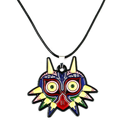 The Legend of Zelda Majora's Mask Hyrule Choker Pendant Necklace Cool Jewelry
