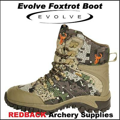 Evolve Foxtrot Boots Size US 9 for Hunting and Hicking  camping