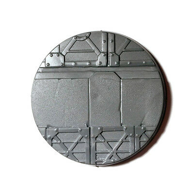 SECTOR IMPERIALIS 60mm ROUND BASE - Games Workshop (C) 40K