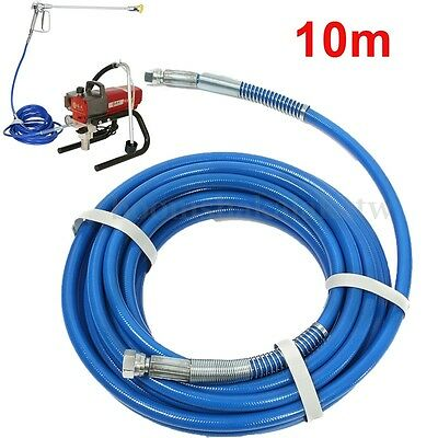 10/13/15m 1/4'' 5000PSI For Graco  Airless sprayer airless paint hose