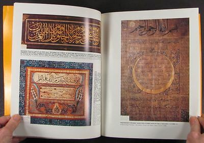Book: Antique Islamic Calligraphy - Sakip Sabanci Collection in Istanbul