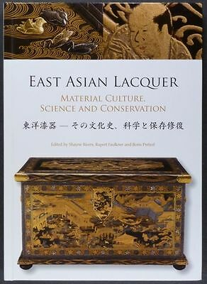 Antique Japanese Lacquer and the Mazarin Chest, Kyoto -V&A Museum Study Papers