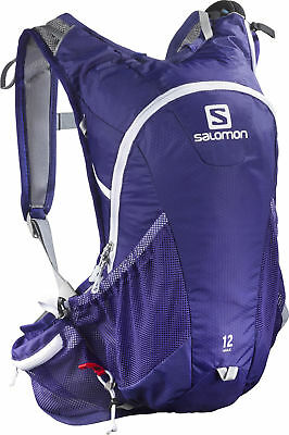 Salomon Agile 12 Set Hydration Backpack - Blue