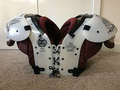 Excellent Condition American Football Kit Including Helmet, Pads, Jersey, Pants