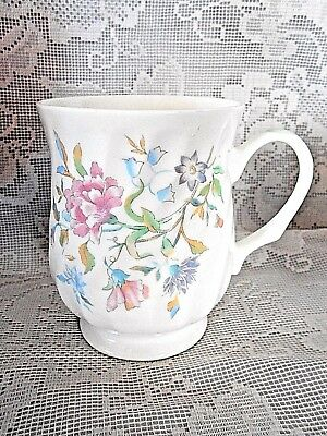 149d7403d10 Collectible CROWN CERAMICS LTD Fine Bone China Floral Cup / Mug - Made in  India