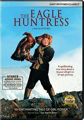 The Eagle Huntress - DVD Region 1 Free Shipping!