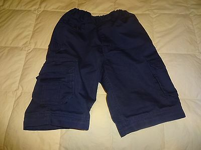 Boy Scout Cub Scout BLUE Uniform Shorts, BSA, Youth 8, SHORTS ONLY NO LEGS