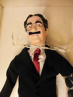 """Effanbee  5th in the Legend series """"Groucho Marx"""""""