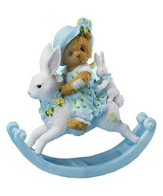 """Cherished Teddies """"hooray, Easter Is Here"""" Althea #4025787  New *  Free Shipping"""
