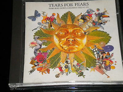Tears For Fears - Tears Roll Down - Greatest Hits 82-92 - CD Album - 1992