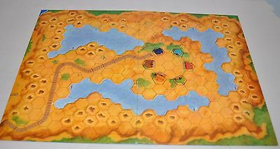 EUREKA! Board Game BOARD ONLY (Replacement Part) 1988 Ravensburger