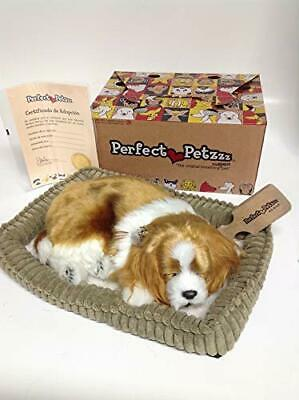 Perfect Petzzz - Huggable Breathing Dog - Cavalier King Charles