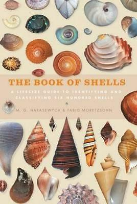 NEW The Book of Shells By Jerry Harawewych Hardcover Free Shipping
