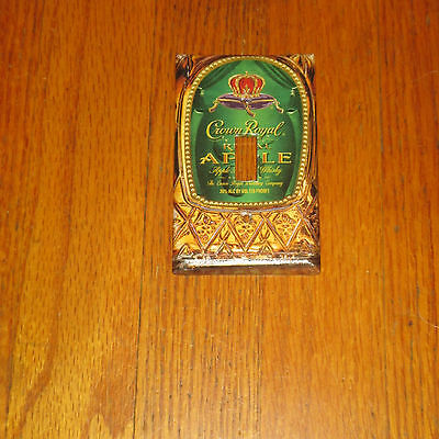 CROWN ROYAL REGAL APPLE Whiskey Bottle LIGHT SWITCH COVER PLATE