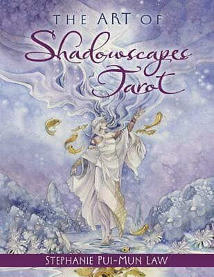 The Art of Shadowscapes Tarot by Stephanie Pui Law (English) Paperback Book