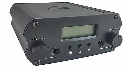 Source 1.2 Watt Low Power LPFM Transmitter