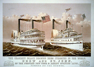 MAKE 'ANTIQUE' NAUTICAL ART PRINTS Business/Pleasure Restored Images DVD-Rom