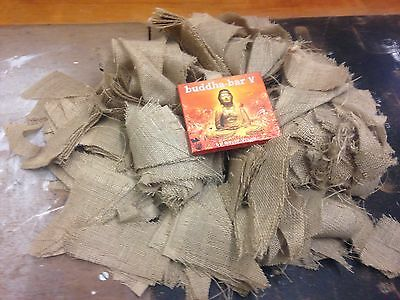Bee Keeping Smoke - 1.9kg Hessian Pieces -cd for reference