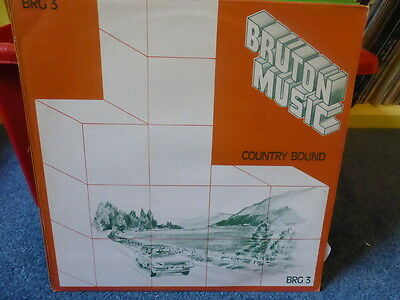 Various - Country Bound ? , Bruton BRG 3 , EX/M- ,LP
