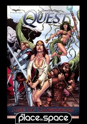Grimm Fairy Tales Quest - Softcover