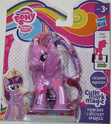 Princess Twilight Sparkle - My Little Pony Cutie Mark Magic Figure - toy NEW