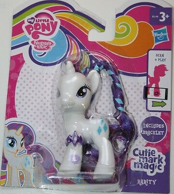 Rarity - My Little Pony Cutie Mark Magic Figure - friendship is magic toy NEW
