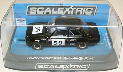 Scalextric C3748 Ford Escort Mk1 - Crystal Palace 1971, David Brodie No 94 - NEW