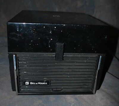 Bell & Howell Af 70 Slide Cube Projector Auto Focus With Extra Lens