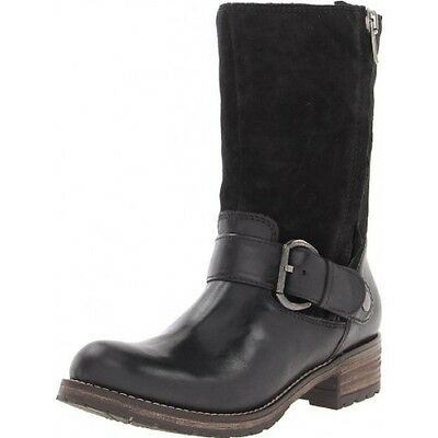 Clarks Women's Majorca Isle Boot,black