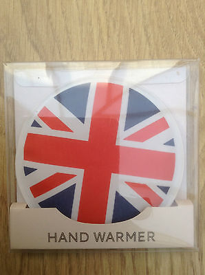 Brand New Primark Hand Warmer- Union Jack -