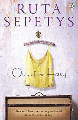 Out of the Easy by Sepetys, Ruta | Paperback Book | 9780141347332 | NEW