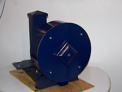 "16"" Portable Rock/glass Crusher,  No Motor, 9 Hammers, 4"" Feedtube Gold Mining"