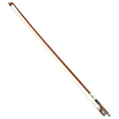 Pernambuco Violin Bow Frog Copper Mounted Round 4/4 Full Size