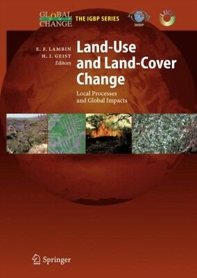 Land Use And Land Cover Change, Lambin, Eric F., Geist, Helmut J., 9783642068829