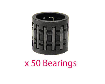 Pack of 50 x Old Style Rotax Max Clutch Drum Needle Roller Bearings