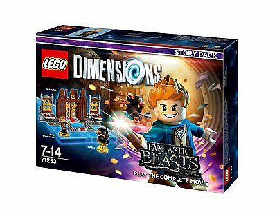 LEGO Dimensions Story Pack Fant. Beasts