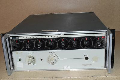 Fluke 6039A Frequency Synthesizer (4D)