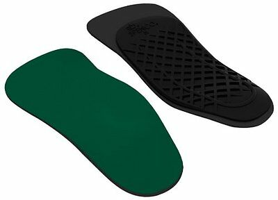 Spenco Rx Orthotic Arch Support 3/4 Length Shoe Insoles, Women's 11-12 / Men'...