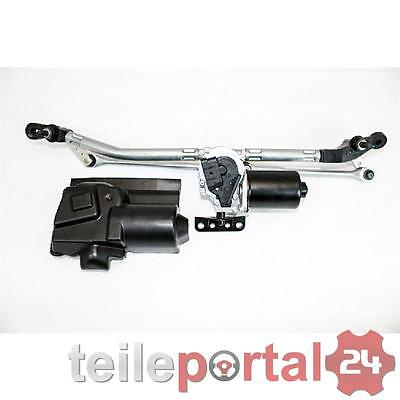 Windscreen Wiper Linkage With Motor Front OPEL ASTRA G Wiper Linkage