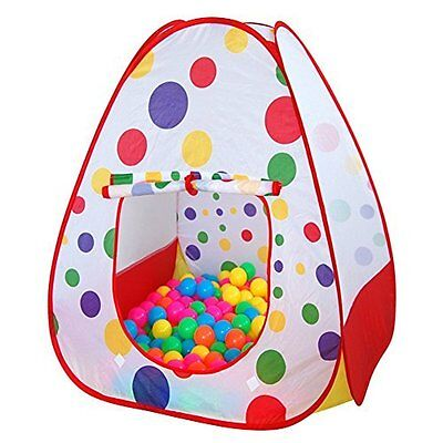kids Playhouse Tent - Perfect for children 1 to 3 yrs old / indoor & outdoor