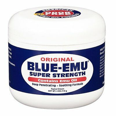 Super Strength Emu Oil - Prevents the pores from clogging 4 oz (Pack of 6)
