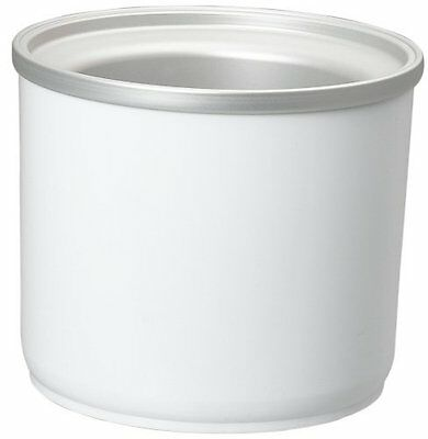 Best Ice Cream Maker Freezer Bowl with Double insulated walls by Cuisinart