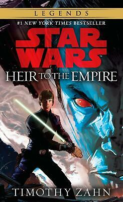 Heir to the Empire: Heir To Empire by Timothy Zahn (English) Mass Market Paperba