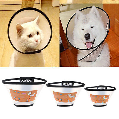 Total Pet Elizabethan E-collar Wound Healing Protection Cone Dog Smart Collar